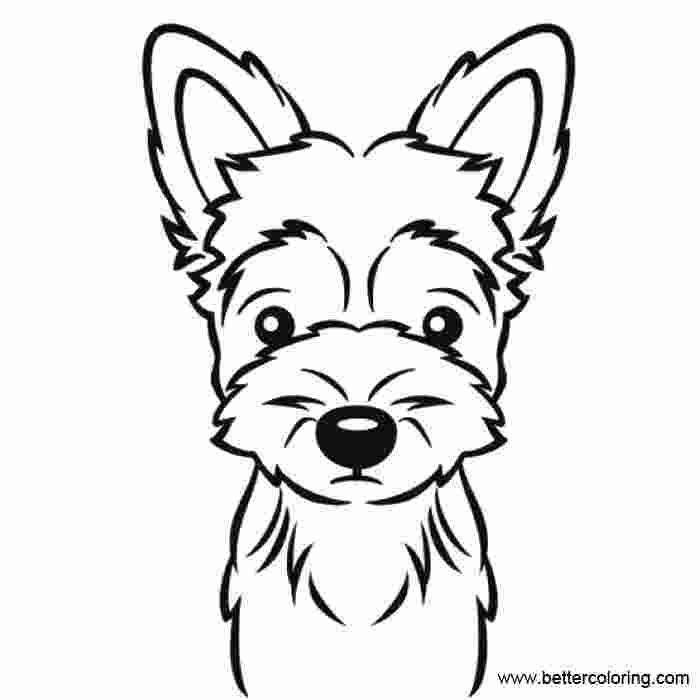 Free Yorkie Puppy Coloring Pages Yorkie Coloring Pages Black And White Free Printable Pages Free Yorkie P In 2020 Puppy Coloring Pages Dog Coloring Page Coloring Pages