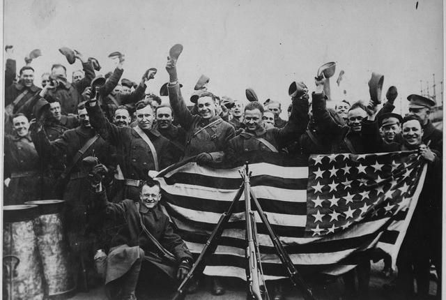What Germans Said About American Troops Right After WWI   To be ...