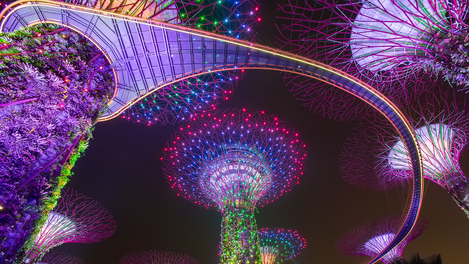 cool singapore garden by the bay amazing photos part 2 check more at https - Garden By The Bay Fireworks
