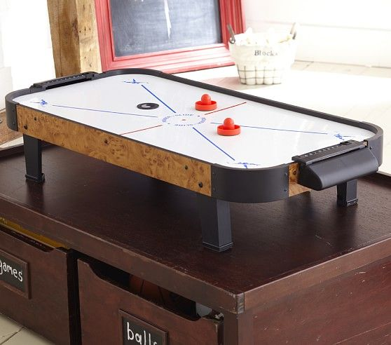 High Quality Air Hockey Table | Pottery Barn Kids