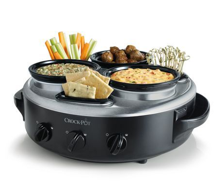 crockpot triple dipper for sale at walmart canada shop and