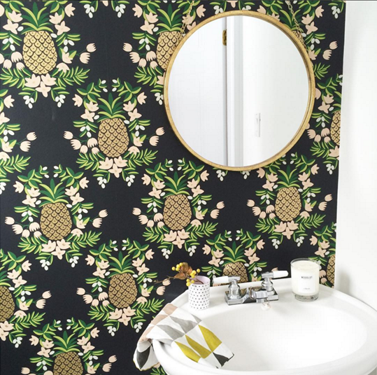 Bold Floral Wallpaper Patterns And Ideas For The Home