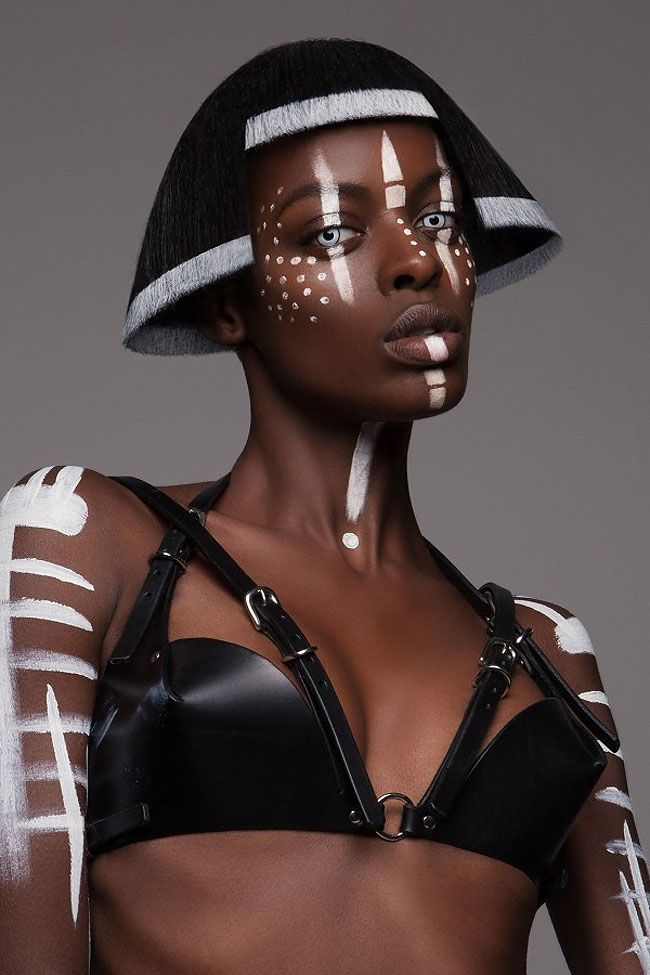 British Hair Awards 2016 – Afro Finalist Collection