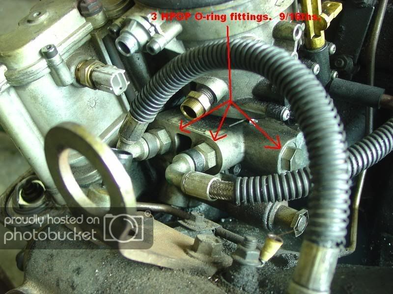 Oil Leak Repair >> 99 03 7 3 Oil Leak Diagnosis Ford Powerstroke Diesel Forum 7 3
