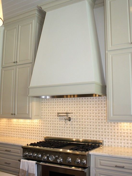 Basketweave Backsplash Design Ideas Pictures Remodel And Decor