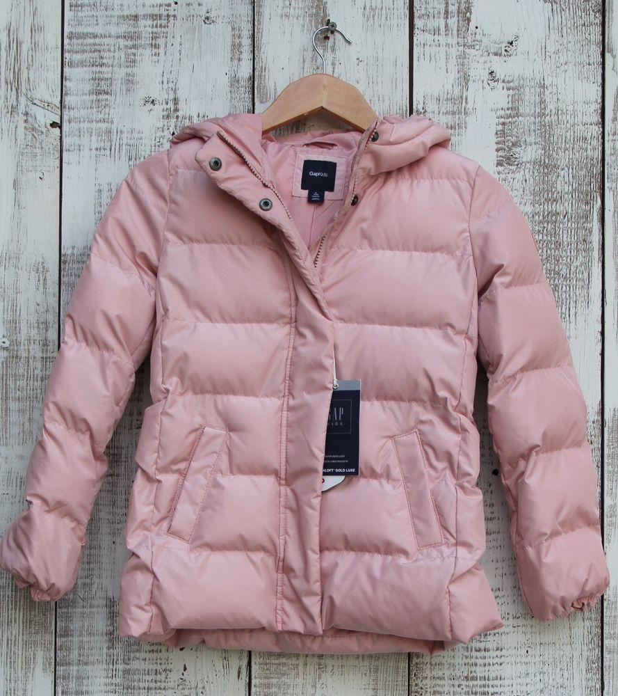 Gap Kids Girls Sz 12 Pink Primaloft Luxe New Coldcontrol Puffer Jacket Coat 108 Jackets Carhartt Jacket Gap Kids Girls [ 1000 x 889 Pixel ]