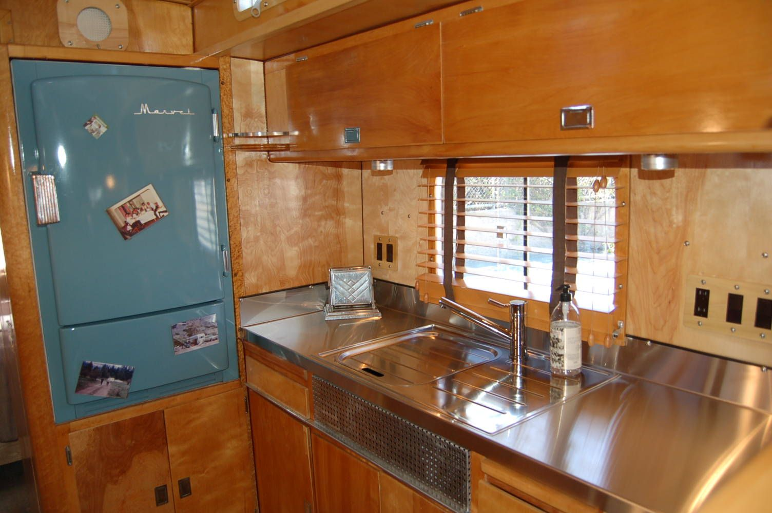 Rv Kitchen Cabinets Photo Of Kitchen Counter And Cabinetry In Westcraft  Sequoia Trailer