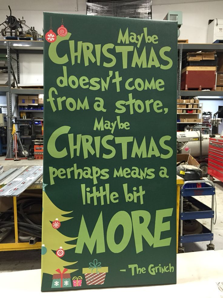 Image Result For How The Grinch Stole Christmas Door
