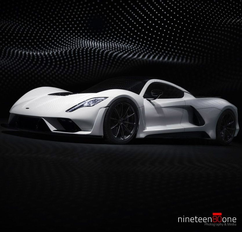 Venom F5 The Seamless Flow.  A monster with a