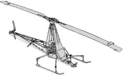 AW Choppy Homebuilt Helicopter Plans