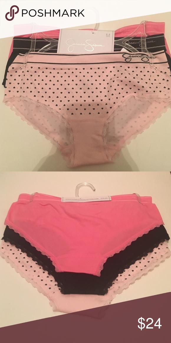 c4c3430fe55b NWT Jessica Simpson Panties M NWT Jessica Simpson Underwear. Size M!  Jessica Simpson Intimates & Sleepwear Panties