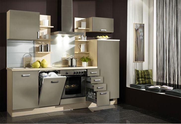17 parasta ideaa Küche Planen Pinterestissä Versenkbare - kleine küchenzeile mit elektrogeräten