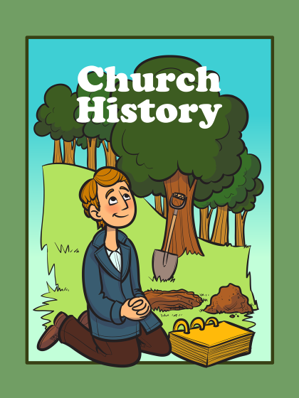 Have fun coloring scenes and people from the early history of The Church of Jesus Christ of Latter-daySaints.    Download a free PDF of this coloring book that you can print andcolor!