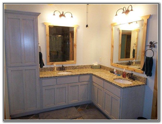 Corner Bathroom Vanity Double Sinks Bathroom Macanengineering Com Zo19445q8v Dubbele Wastafel Vanity Badkamer