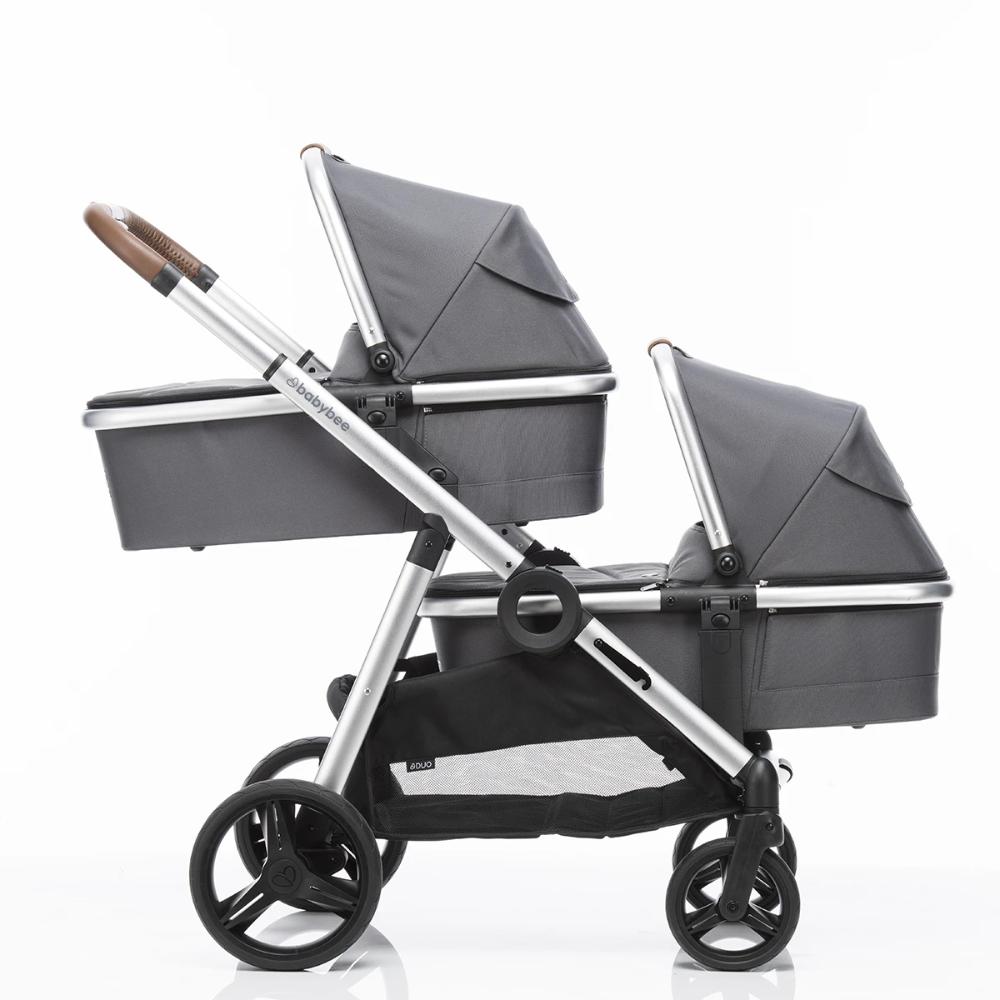 DUO2 in 2020 Double prams, Prams, stroller