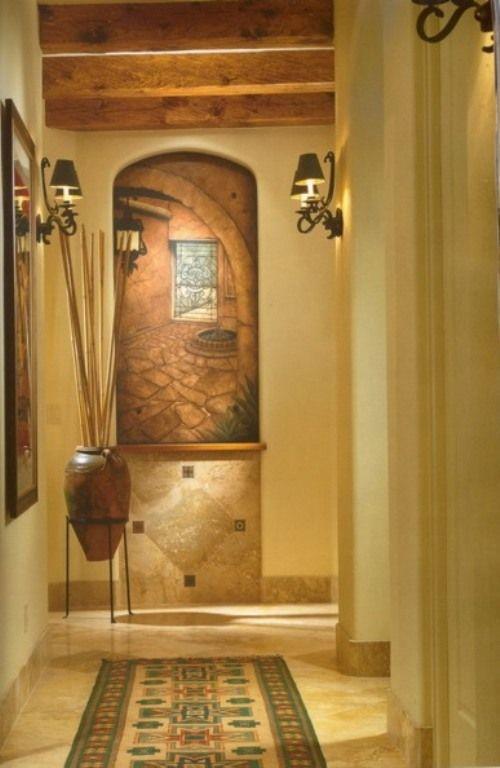 Special Decoration For Narrow Corridors ديكور خاص للممرات الضيقة Decor Home Decor House Design
