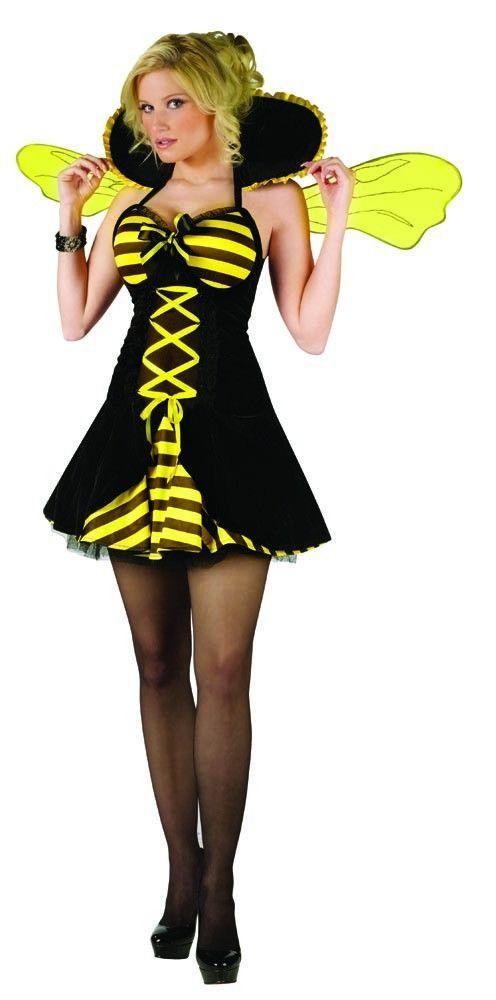 queen bee adult costume
