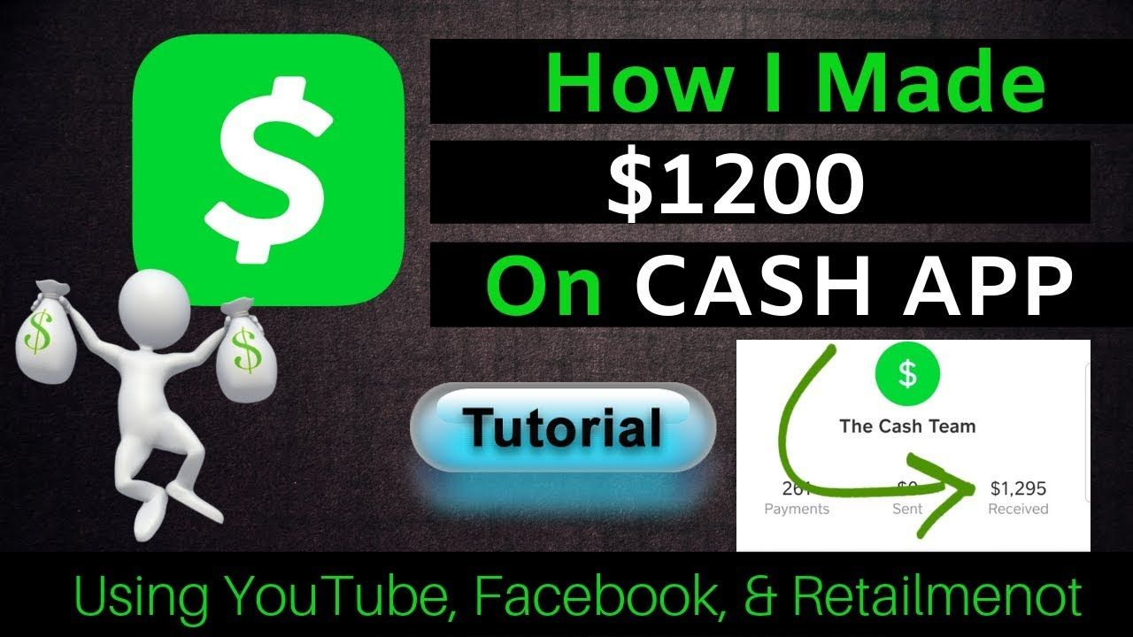 Cash App Hack How To Get Free Money On Cash App The Only Working Cash App Hack Youtube Money Apps Money Generator Free Gift Cards Online