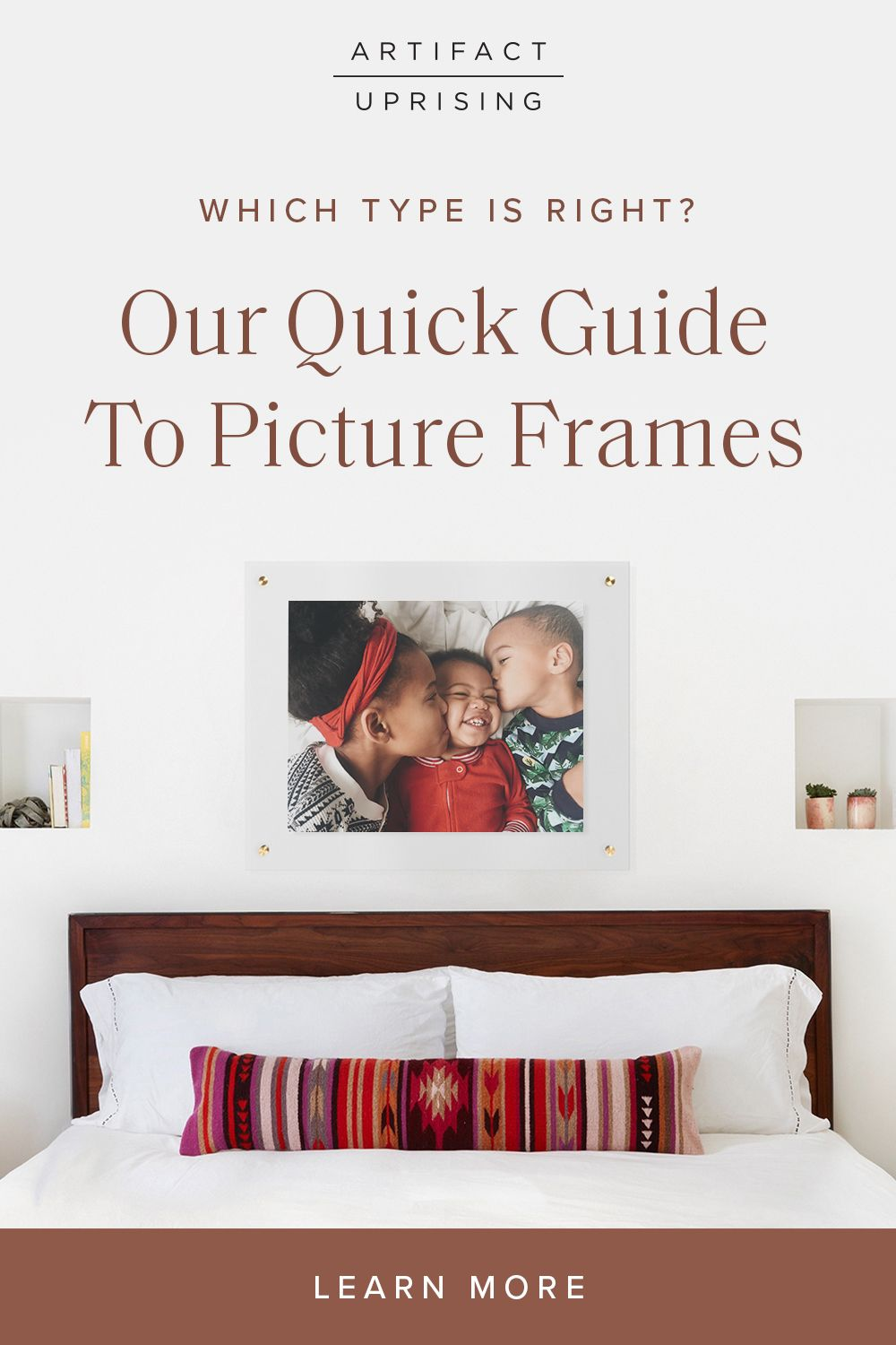 Not Sure Which Frame Best Fits Your Space We Break Down The Key