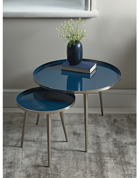 Occasional Tables Small Round Coffee Tables Nested Side Tables Uk