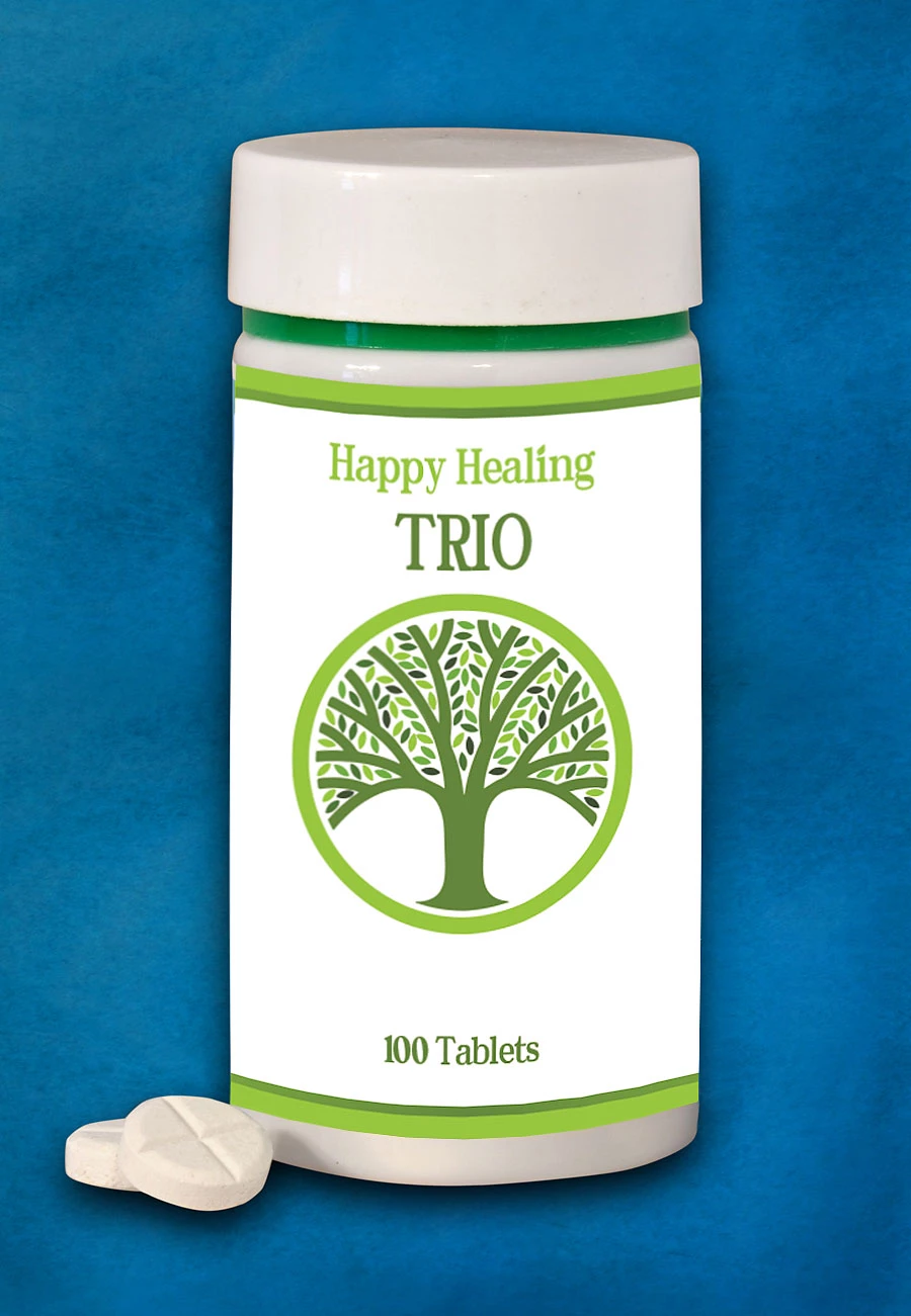 Trio The Happy Healing Store Immune Support Healing Detoxify Your Body