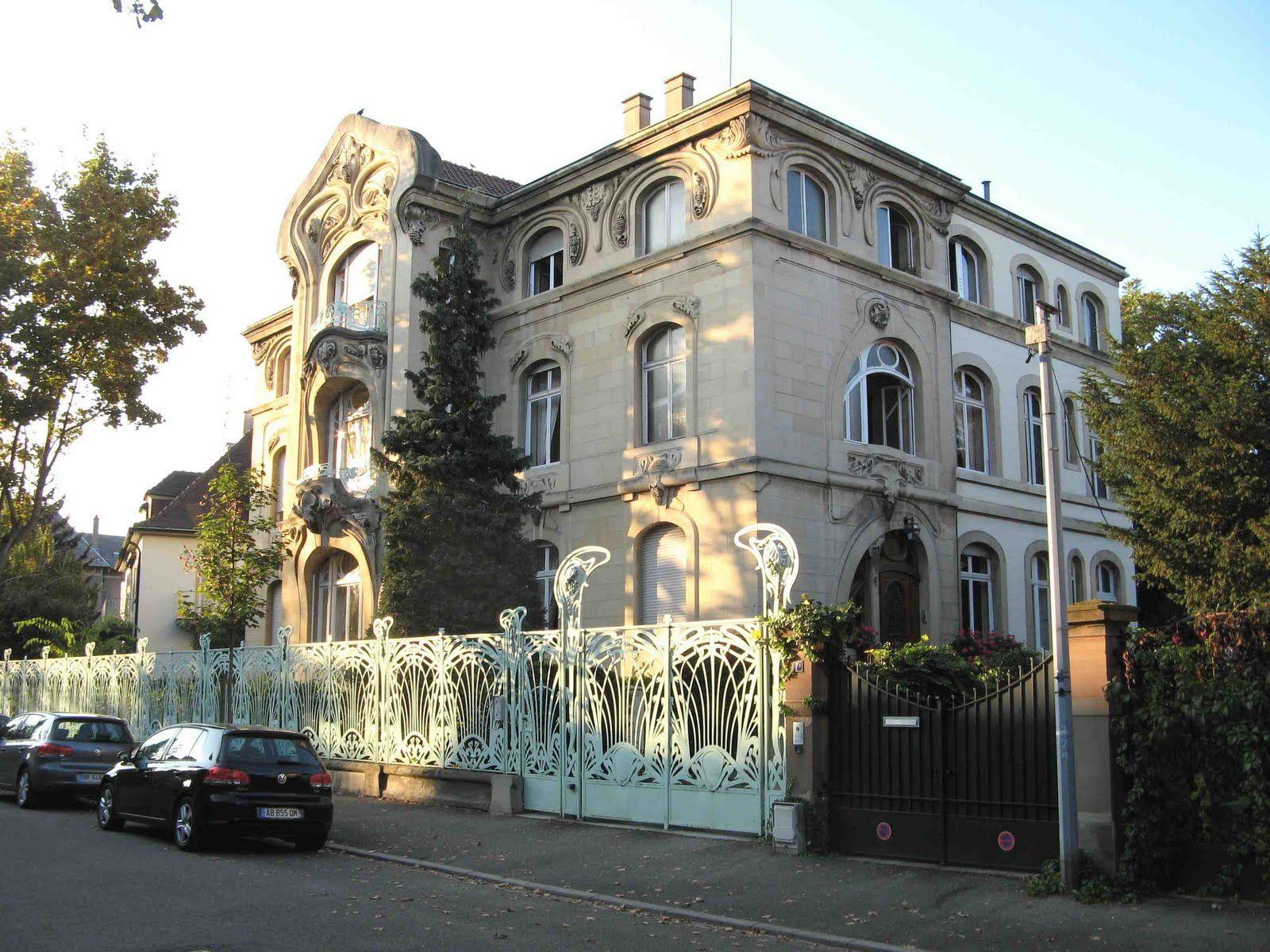 Maison aux raisins 1904 7 rue bartholdi colmar 68000 for Constructeur maison colmar
