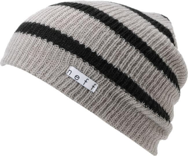 8fcc63e8eab16 Neff Daily Grey   Black  beanie  zumiez  striped