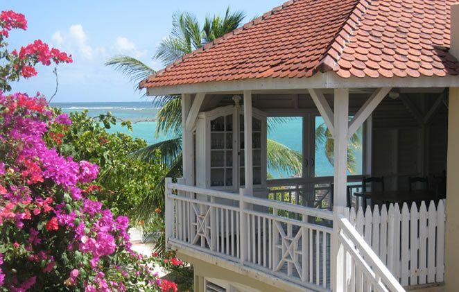 Thomas Crown Affair Island House