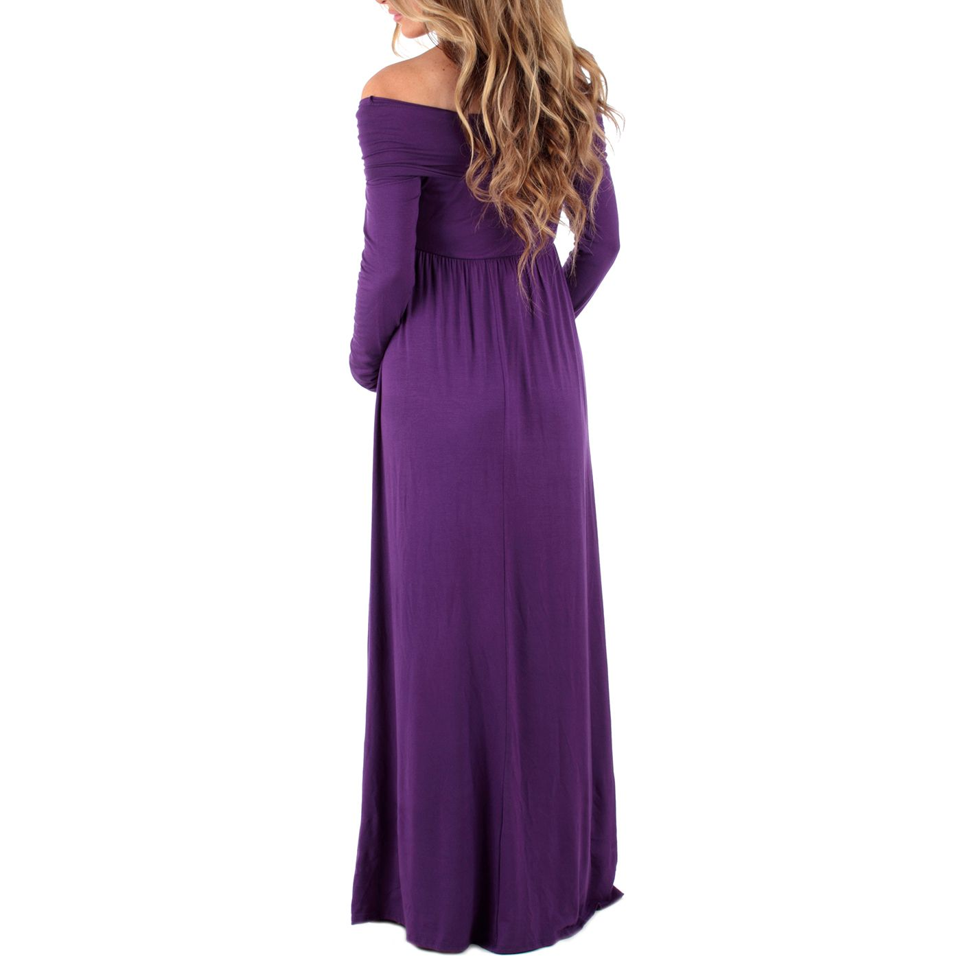 Mother Bee Cowl Neck And Over The Shoulder Maternity Dress Walmart Com Maxi Dress Maxi Dress With Sleeves Maternity Long Dress [ 1400 x 1400 Pixel ]