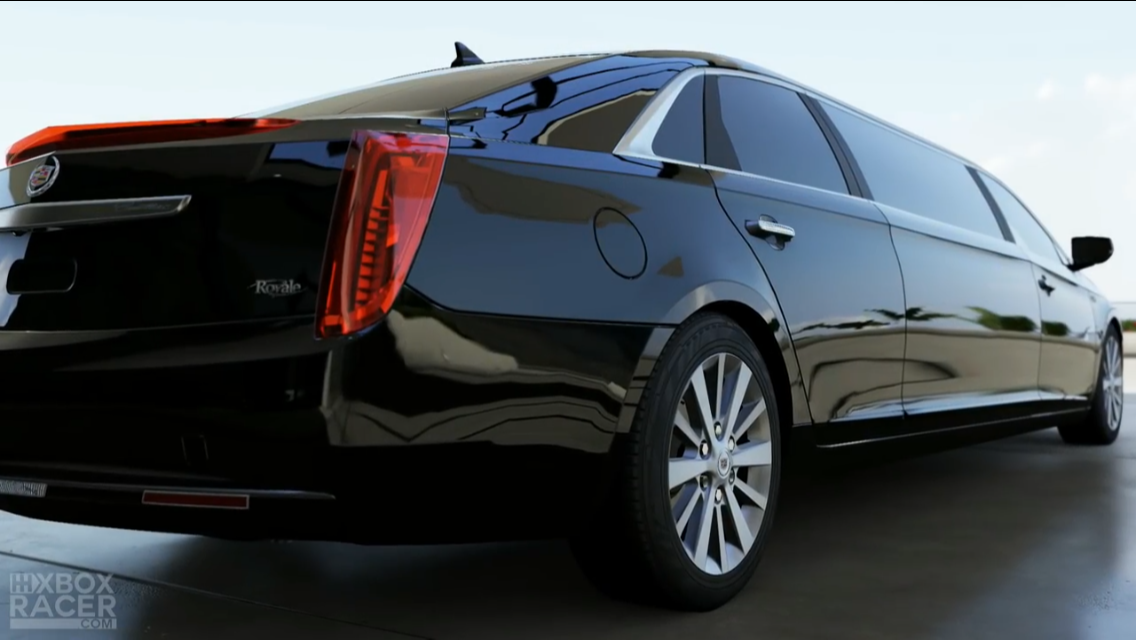 2017 cadillac xts stretch limousineroyale | cadillac limousine