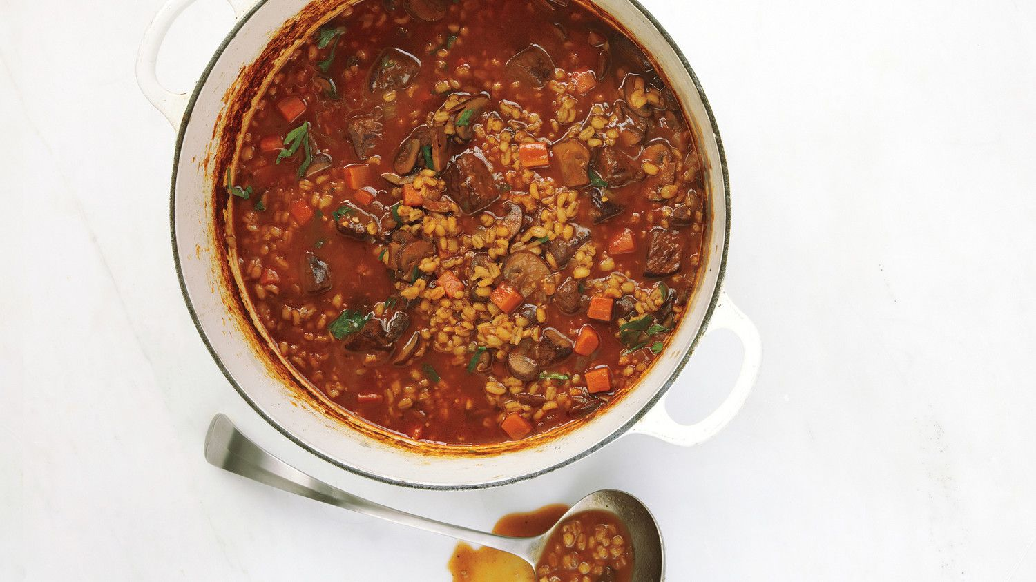 Beef and barley soup recipe meal train recipes beef
