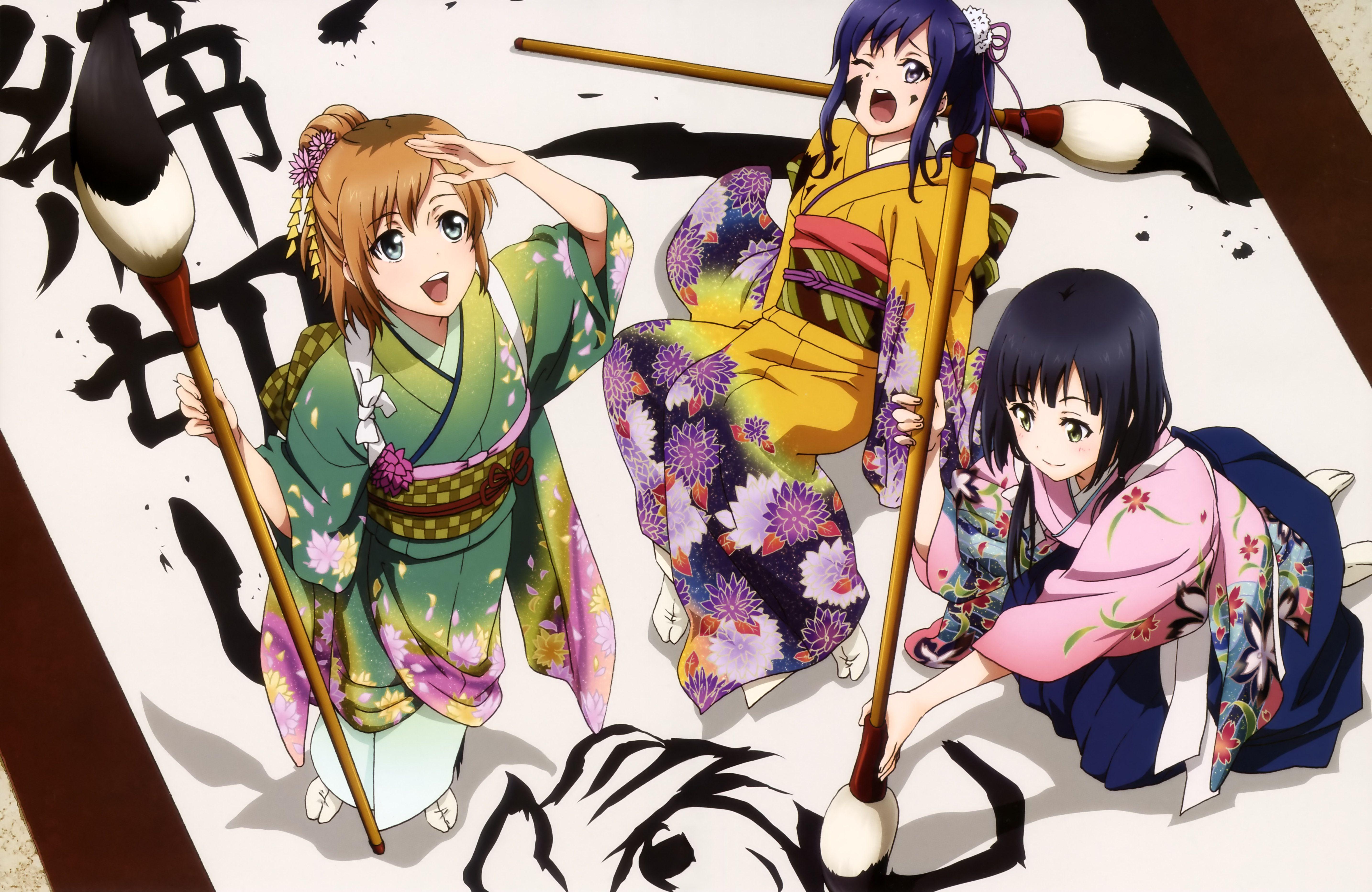 Shirobako Computer Wallpapers Desktop Backgrounds 5735x3727 Id Anime Anime Art Musashino