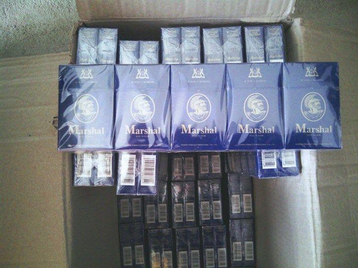 Хванаха арменски гражданин с 44 незаконни цигари във Варненско