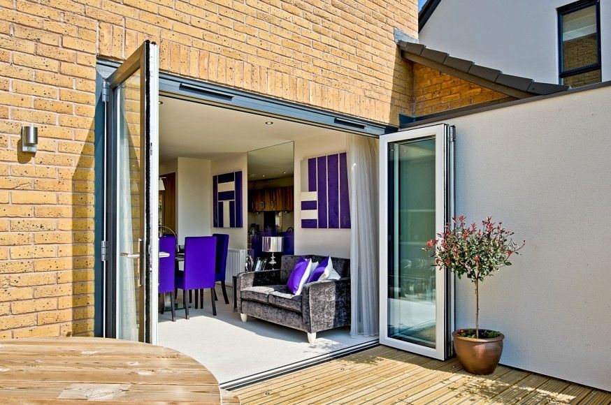 Eurocell bi fold doors give you a choice of colours 11 frame eurocell bi fold doors give you a choice of colours 11 frame colours to planetlyrics Image collections