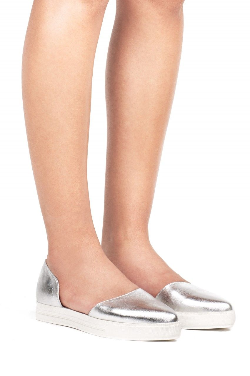 08b467fad01 Jeffrey Campbell Shoes WUNDER New Arrivals in Silver White