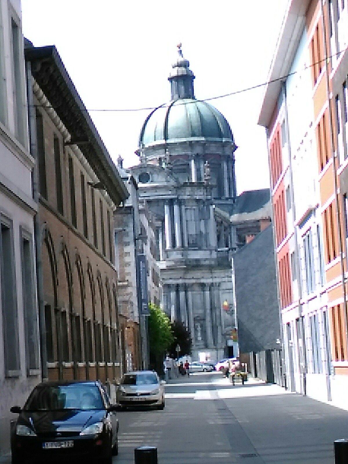 Pin van Echasseurs Namurois op Namur, our city.