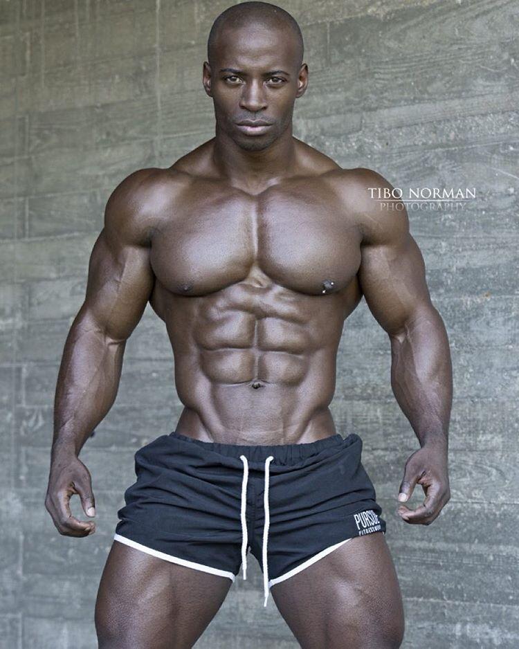 Muscular black men tumblr