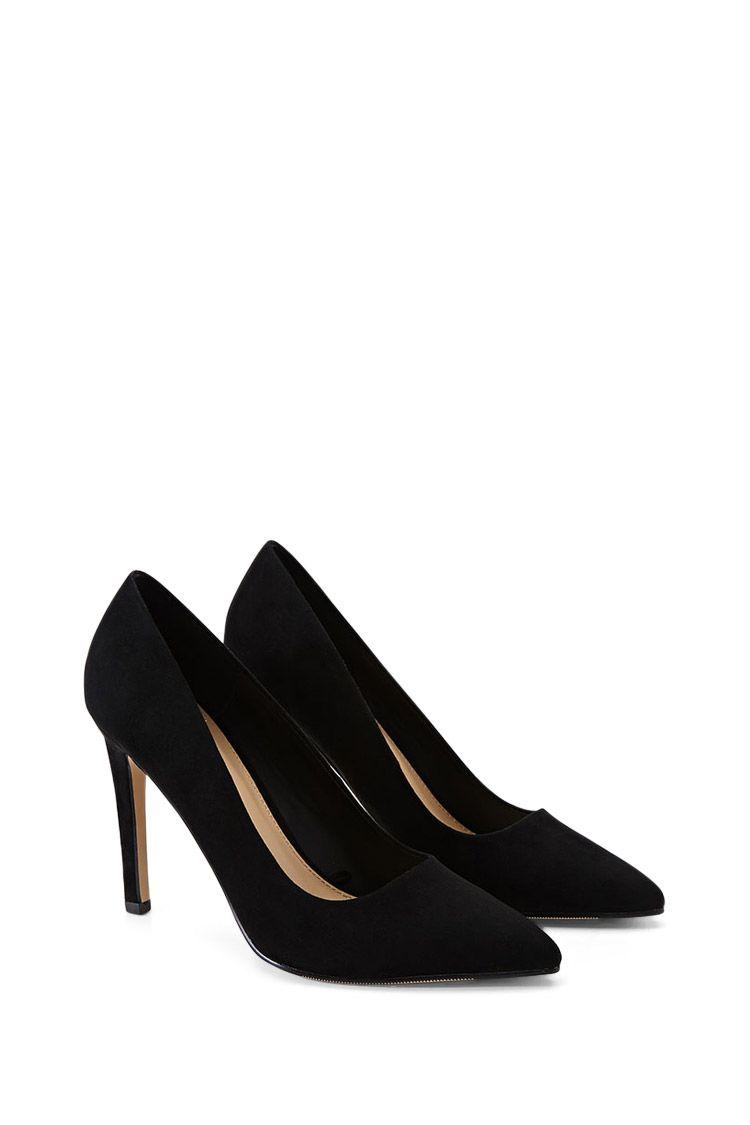 Bombshell Wingtip T-Strap Brogue Black /& White Retro High Heel Shoes T.U.K