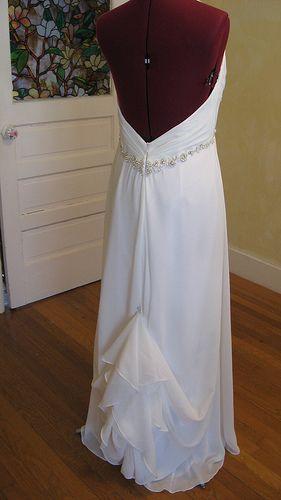 Wedding Gown Bustle Wedding Dress Bustle Wedding Gown Bustle