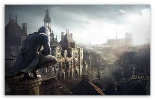 Download Assassins Creed Unity Arno Hd Wallpaper Arno Dorian