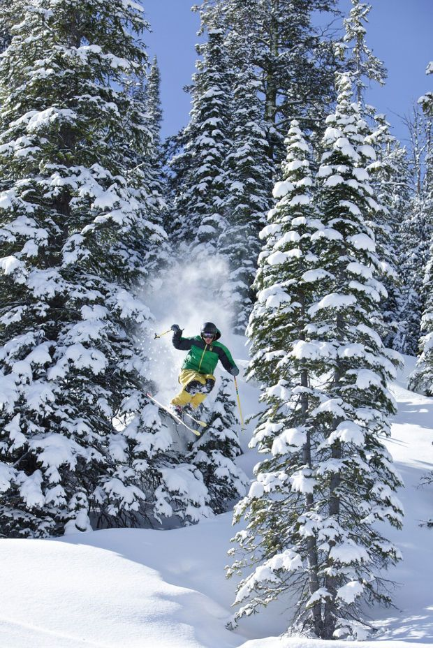 Gaining recognition Discovery ski area in Philipsburg, Montana featured in National Geographic Magazine.  The powder in Montana is amazing, no lift lines and lift tickets are CHEAP!