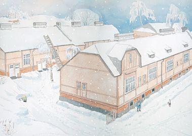 Helsingin kaupunginmuseon joulukalenteri