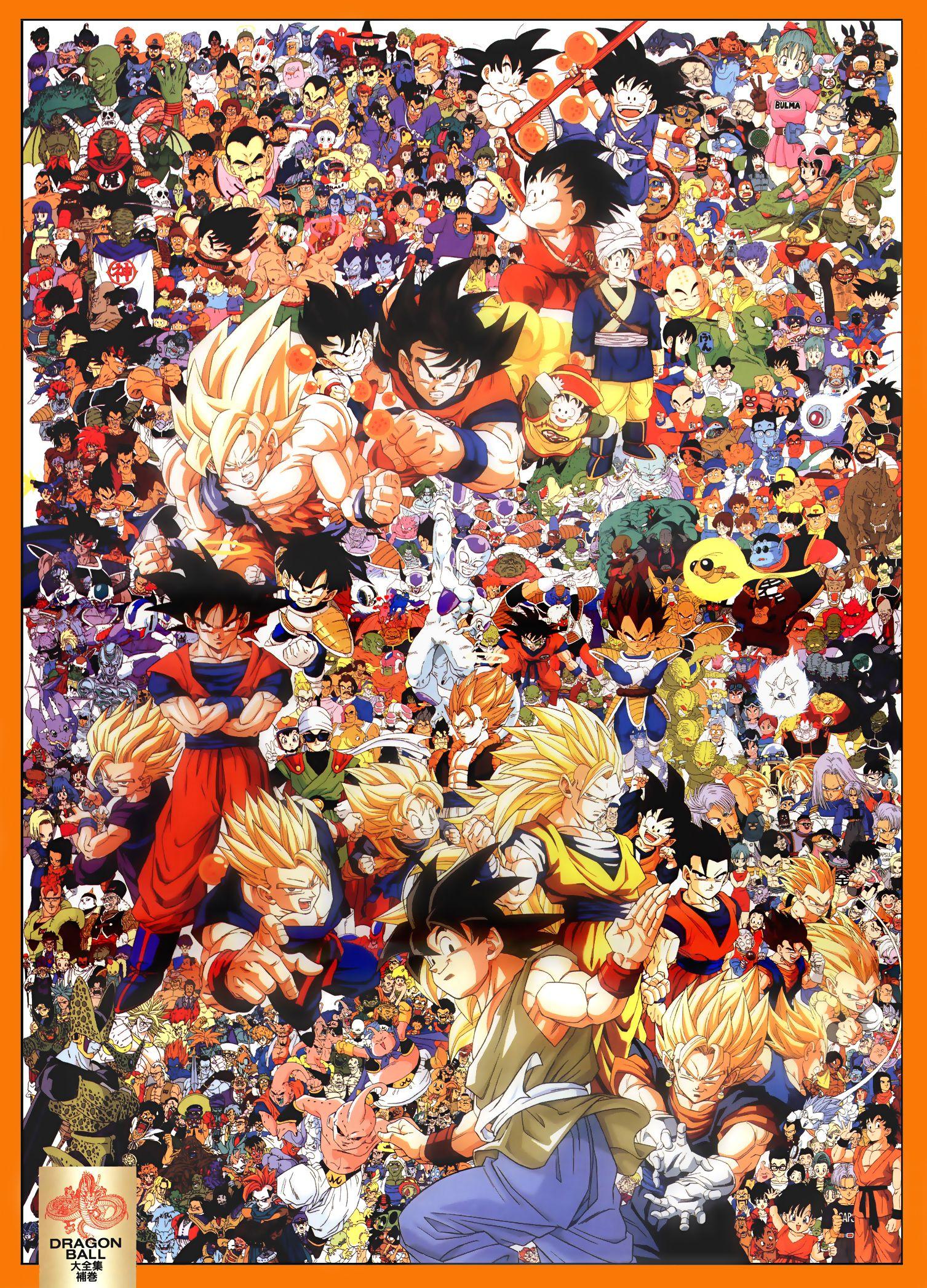 Dragon Ball Franchise Dragon Ball Z Wall Stickers Dragon Ball Art Dragon Ball