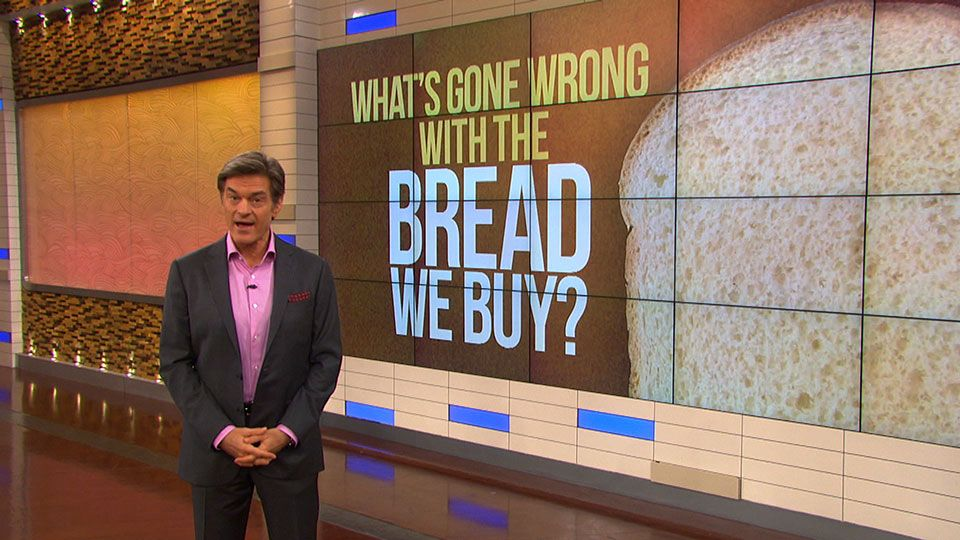The Secret to Great Bread: Core team expert and award-winning food journalist Mark Schatzker visits Wild Hive Farms to get to the bottom of what's wrong with today's bread. Then, stay tuned as he uncovers the formula for truly tasty bread with the head baker at Eataly.