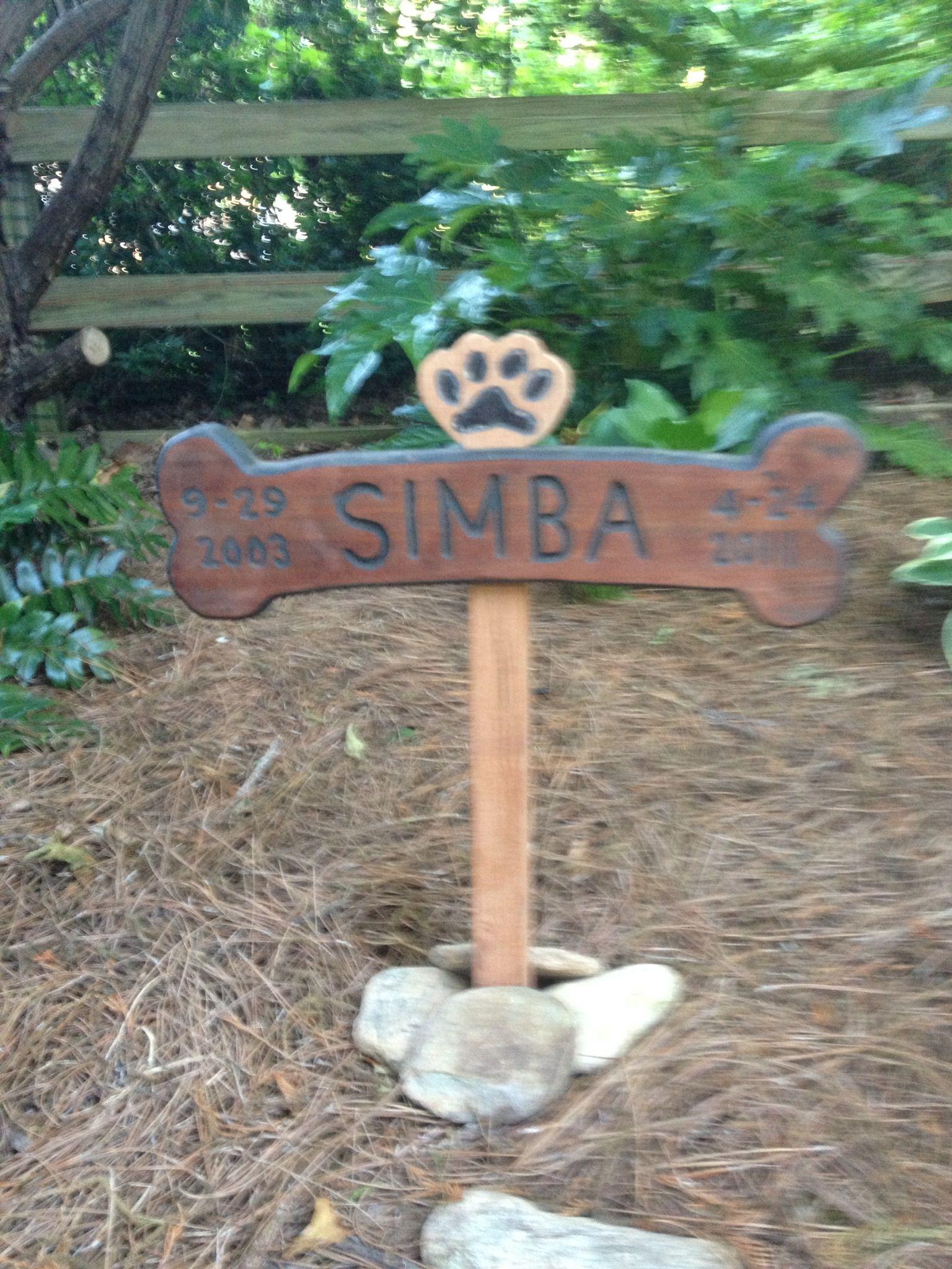 Dog Grave Marker Pet Headstones Pet Grave Markers Pet