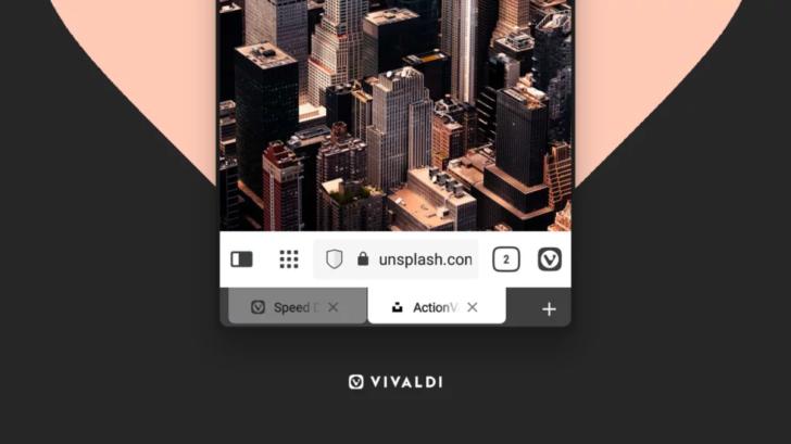 Vivaldi Browser gets an optional bottom tab bar on Android (APK download) Vivaldi Browser…