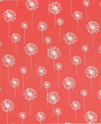 Small Dandelion C White Online Drapery Fabrics And Upholstery Fabric Super