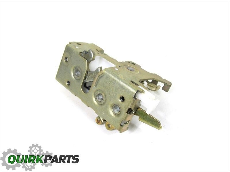 Details About 03 06 Dodge Sprinter Without Power Locks Rear Door Latch Lock Oem New Mopar Door Latch Mopar Dodge