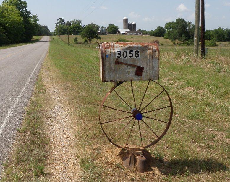 rural mailbox in 2019