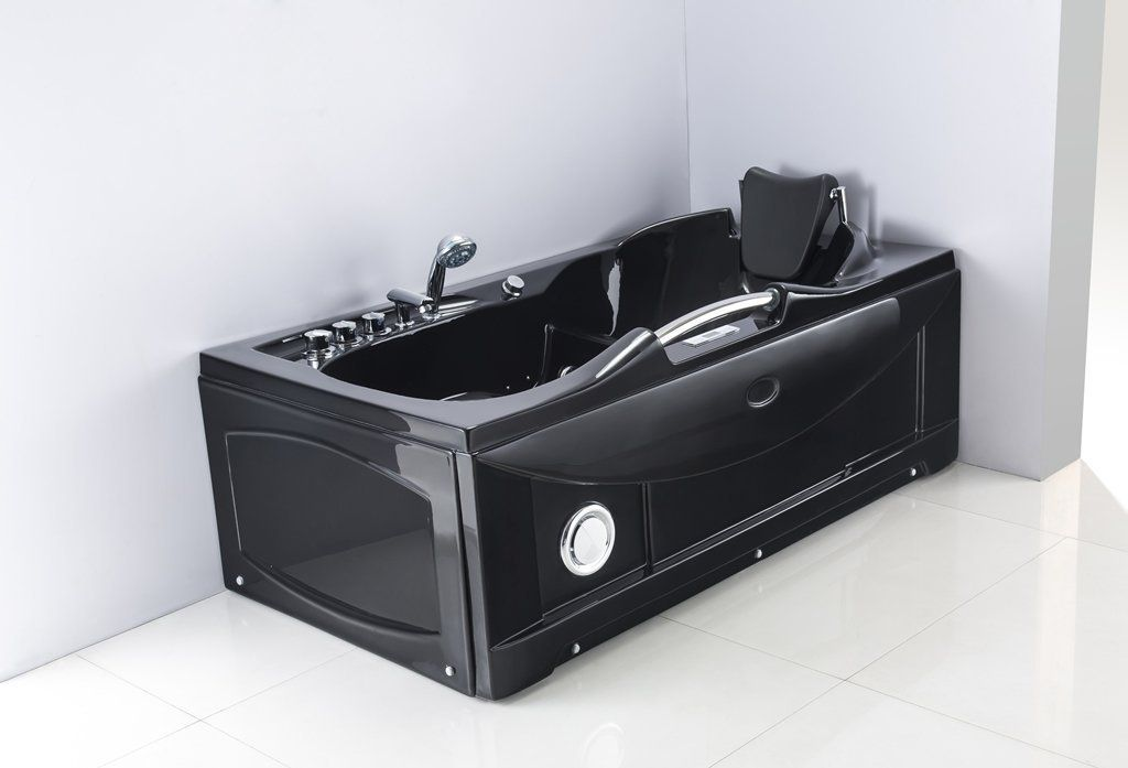 1 Person Jetted Whirlpool Hot Tub White Model 002a Whirlpool Hot Tub Jacuzzi Hot Tub Indoor Hot Tub